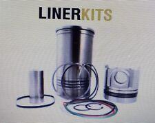 3406B, 3406C 9Y9889LK Liner kit for Caterpillar (CAT) engine/piston