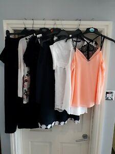 Ladies Womens Smart Clothes Bundle Size 8 Zara New Look Oasis Office Work