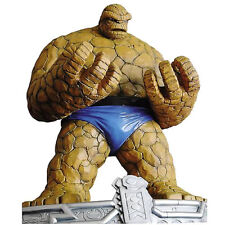 Marvel MIlestones: THE THING statue - RARE (fantastic four)