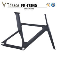 Carbon Track Bike Frame Fixed Gear Bicycle Frameset T800 Racing Bicycle Frame