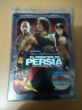 PRINCE OF PERSIA THE SANDS OF TIME mexican edition DVD REGION1&4 JAKE GYLLENHAAL