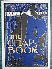 1987 Art Nouveau Stampa ~ IL LIBRO CHAP ~ Will Bradley