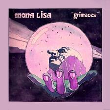 "Mona Lisa:  ""Grimaces""  + Bonustrack  (CD Reissue)"