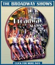 The Magic of Broadway Shows * by London Studio Orchestra (CD, Dec-2007, AAO Musi