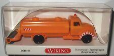 Wiking 064001 Magirus Sirius Rundhauber Sprengwagen Kommunal 1957 1:87 HO