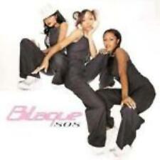 Blaque: 808 w/ Artwork MUSIC AUDIO CD TRUE Extended Remixes instrumental 5 track