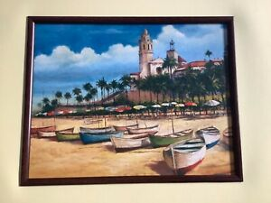 Open Edition Print Canvas Landscape Art Paintings For Sale Ebay