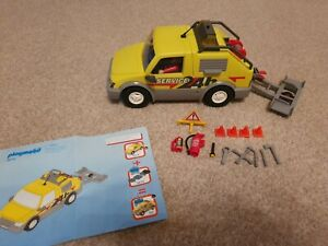 Playmobil 3214 Rare Recovery Vehicle