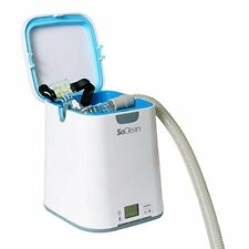 SoClean 2 CPAP Cleaner and Sanitizing Machine with ResMed S9 Heated Hose Adapter