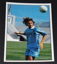 N°3 CHRISTOPHE DUGARRY OLYMPIQUE MARSEILLE OM FOOTBALL PANINI 1899-1999 100 ANS
