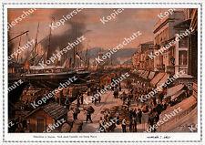 Georg Macco Smyrna Izmir porto vita DT navi mercantili Turchia ottomano Orient 1916