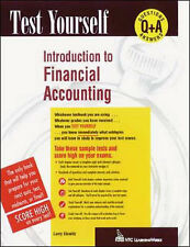 Test Yourself: Introduction to Financial Accounting by Elowitz, Larry