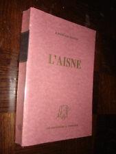 L'AISNE - M.Badin et M. Quantin 2000 - Réédition de l'ouvrage de 1847 - Picardie