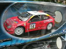 Solido 1/18 902104 Citroen Xsara WRC McCrae Monte 2003