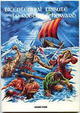 Fiction: BICENTENNIAL TRIBUTE TO ROBERT E HOWARD. 1976. 1st Edition. RARE