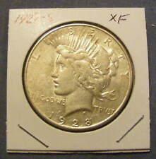1928 s Peace Dollar 90% Silver - Very Nice # 257237-09