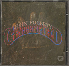 JOHN FOGERTY CENTERFIELD 9 tr NEW CD 12p LYRICS Creedence Clearwater Revival CCR