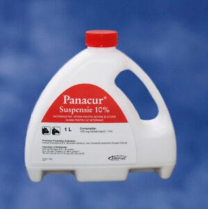 PANACUR 1L 10% Sverminazione Vermifugo soluzione orale CAVALLI