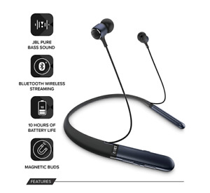 JBL DUET ARC BLACK Wireless in ear neckband headphones
