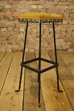 60er Vintage Barhocker Designer Sessel Hocker Stuhl Easy Chair 50er