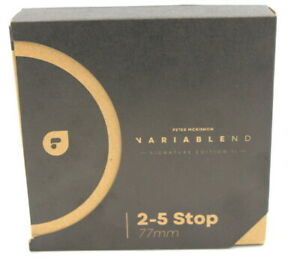 PolarPro Peter McKinnon VARIABLEND: Signature Edition II 77mm 2-5 Stop Filter