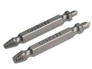 BOA - Grabit Screw & Bolt Remover 2 Piece Set - BOAGBSET