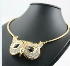 Kate Spade New York  Into The Woods Owl Collar Necklace