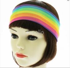 Unbranded Rainbow Headband Hair Accessories for Girls