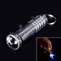 Dual-use UV Ultra Violet LED Flashlight Blacklight Light Inspection Lamp TorchGX