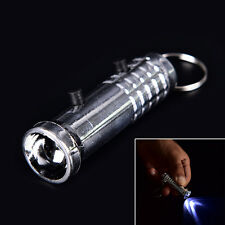Dual-use UV Ultra Violet LED Flashlight Blacklight Light Inspection Lamp Torch #