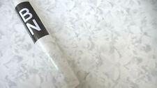 € 1,40 qm 4 Ro Vliestapete 17340 Moods weißgrau 3 D Effekt floral tolle Wirkung