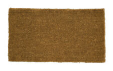 Kersey Good Quality Hand Woven Natural Coir Door Floor Scraper Mat 85cm X 50cm