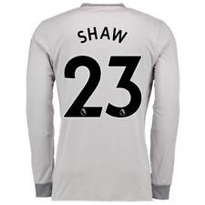 Camisetas de fútbol de manga larga talla XL sin usada en partido