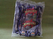 BURGER KING TOY UNIVERSAL STUDIO MONSTERS SWAMP CREATURE NEW IN PACK