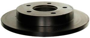 Disc Brake Rotor-Non-Coated Rear ACDelco 18A201A