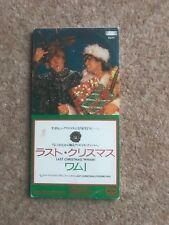 "Wham! – Last Christmas - Japan 3"" mini CD - 1993"