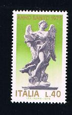 ITALIA UN FRANCOBOLLO ANNO SANTO 40 LIRE 1975 nuovo** (BI11.512)
