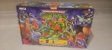 Neca Teenage Mutant Ninja Turtles Stern Pinball Crate Size L Walmart Exclusive