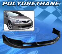 FOR ACURA RSX 02-04 DC5 T-C STYLE FRONT BUMPER LIP BODY KIT POLYURETHANE PU