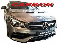 Carbon BRA Mercedes-Benz MB CLA C117 Bj. ab 2013 Steinschlagschutz Haubenbra