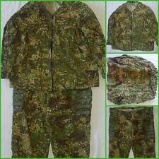 Russian Ukraine Army camo suit jacket tunic pants sniper  camouflage uniform