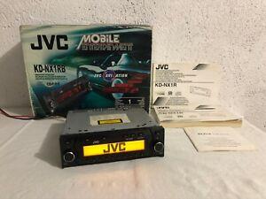 JVC KD-NX1R Becker Navigation System CD Car Radio Vintage