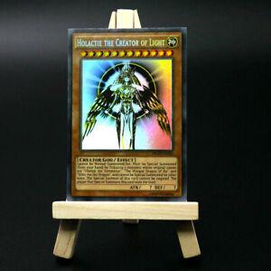 Yugioh ORICA: Holactie the Creator of Light (HOLO) | God Cards Orica Horakhty