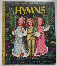 The Little Golden Book of Hymns, Jane Werner, Corinne Malvern, G Edition, 1947