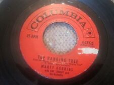 MARTY ROBBINS---THE HANGING TREE  (Rockabilly 45)