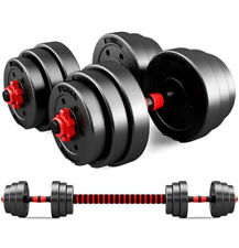 Adjustable Dumbbell Weights Set - 40kg (2 x 20kg)