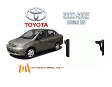 2000-2005 TOYOTA ECHO DASH INSTALL KIT for CAR STEREO, with Tool Set