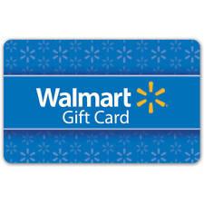 (10) $1 Digital Walmart e-Gift Cards