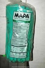 12 Pairs MAPA Stansolv AK-22 381 Gloves Size 9 381419 - NOS