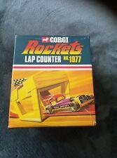 Corgi Rockets Lap Counter No. 1977 Boxed